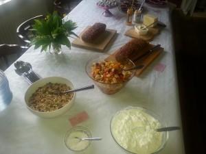 Ekologiskt bröd
